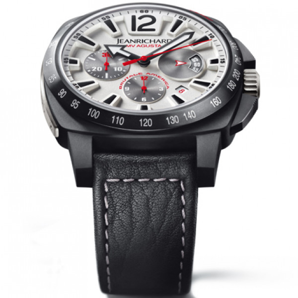JeanRichard watches Chronoscope MV Agusta America Limited