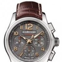 JeanRichard watches BRESSEL 1665 CHRONOGRAPHE TOURBILLON
