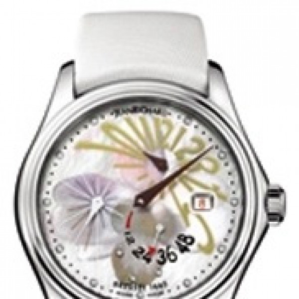 JeanRichard watches BRESSEL FLYING HANDS ORCHIDS