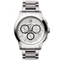 Maurice Lacroix watches Miros Chronographe (SS / Silver / SS)
