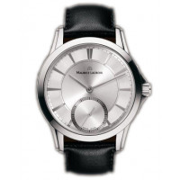 Maurice Lacroix watches Pontos Petite Seconde (SS / Silver / Leather)