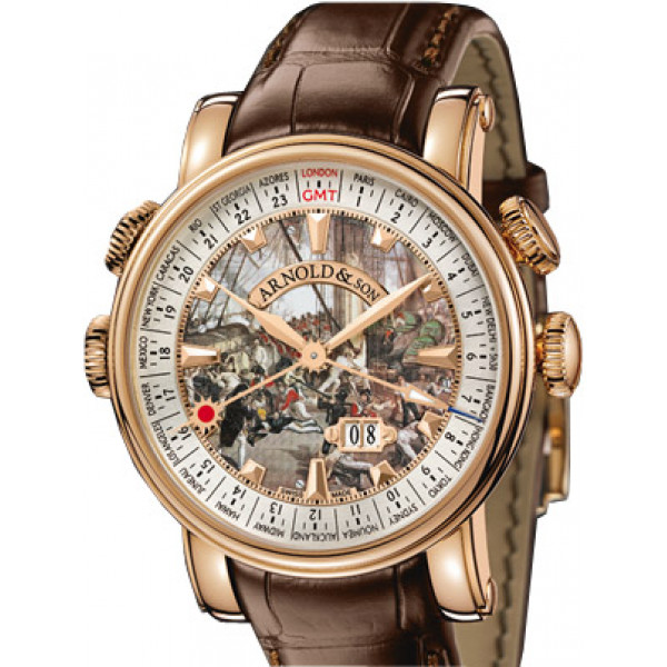 Arnold & Son watches Nelson's Death Limited edition 25
