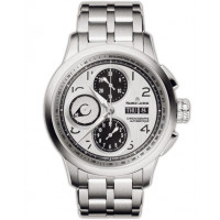 Maurice Lacroix watches Masterchrono (SS / Silver / SS)
