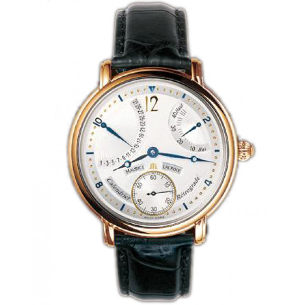Maurice Lacroix watches Calendrier Rtrograde (RG)