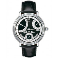 Maurice Lacroix watches Calendrier Retrograde (SS / Black)