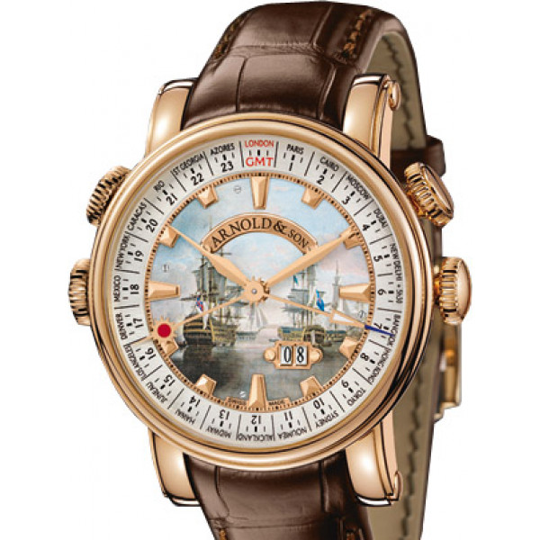Arnold & Son watches H.M.S. VICTORY Limited edition 25