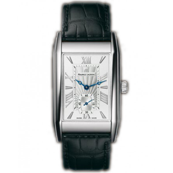 Maurice Lacroix watches Rectangulaire Petite Seconde (SS)