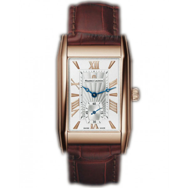 Maurice Lacroix watches Rectangulaire Petite Seconde (RG)