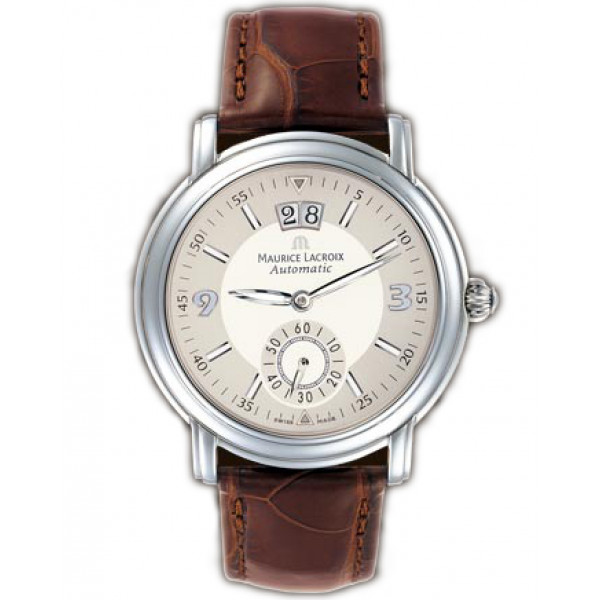 Maurice Lacroix watches Grand Guichet (SS)