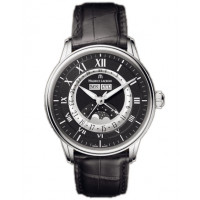 Maurice Lacroix watches Phase de Lune (SS / Black)