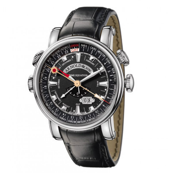 Arnold & Son watches HORNET WORLDTIMER
