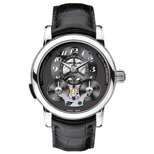 Montblanc watches Chronograph Anniversary Limited Edition 90