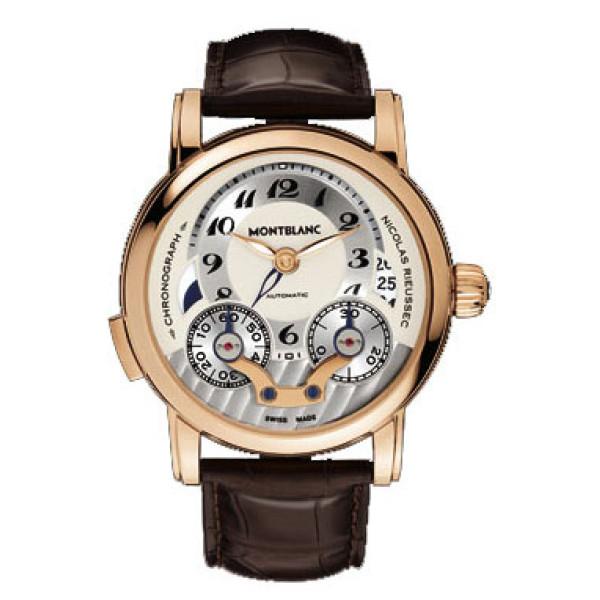 Montblanc watches Nicolas Rieussec Chronograph Automatic