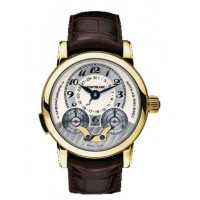Montblanc watches Nicolas Rieussec Limited Edition 75