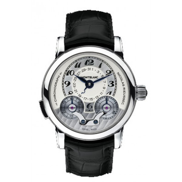 Montblanc watches Nicolas Rieussec Limited Edition 25