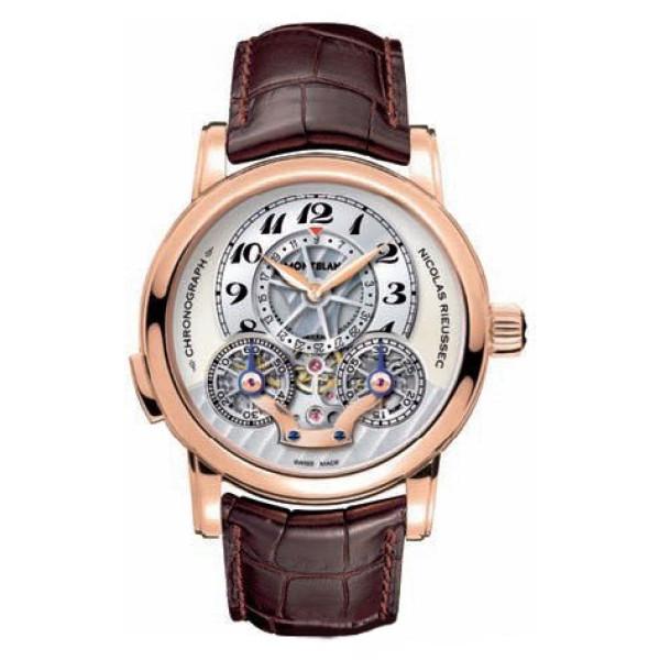 Montblanc watches Montblanc Nicolas Rieussec Open Date