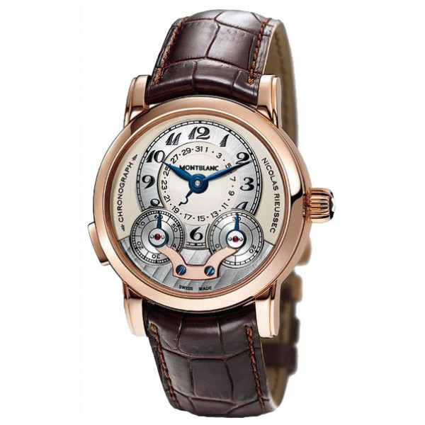 Montblanc watches Montblanc Star Nicolas Rieussec Monopusher Chronograph Limited