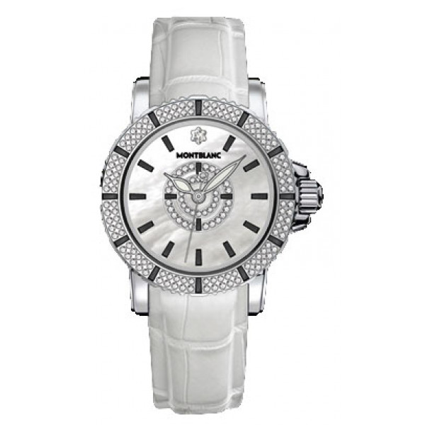 Montblanc watches Sport Sport Lady Jewels