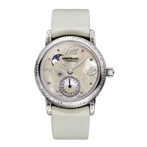 Montblanc watches Star Lady Automatic Moonphase Diamonds