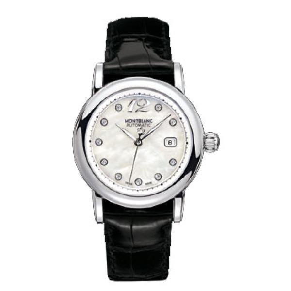 Montblanc watches Star Mini Automatic Diamonds
