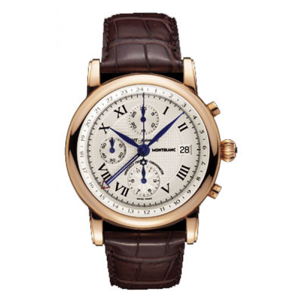 Montblanc watches Star Chronograph GMT Automatic