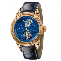Arnold & Son watches GRAND MOON TOURBILLON - PINK GOLD Limited Edition 30