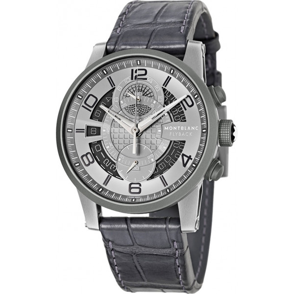 Montblanc watches TwinFly Chronograph Limited Edition 888