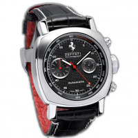 Officine Panerai watches Ferrari GT Chronograph (SS / Black / Leather)