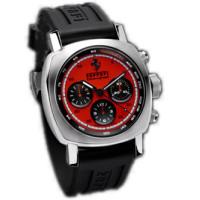 Officine Panerai Ferrari GT Chronograph (SS / Red / Rubber)