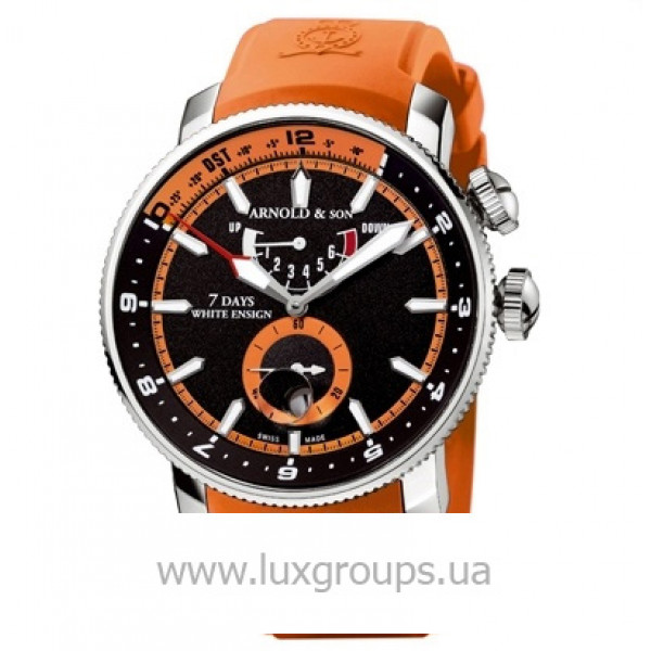 Arnold & Son watches White Ensign (Orange)