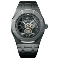 Audemars Piguet watches Openworked Royal Oak Tourbillon 40th Anniversary Limited Edition