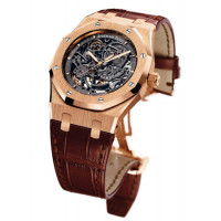 Audemars Piguet watches Openworked self-winding Royal Oak