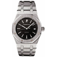 Audemars Piguet watches Royal Oak Date (SS / Black / SS / 3120)