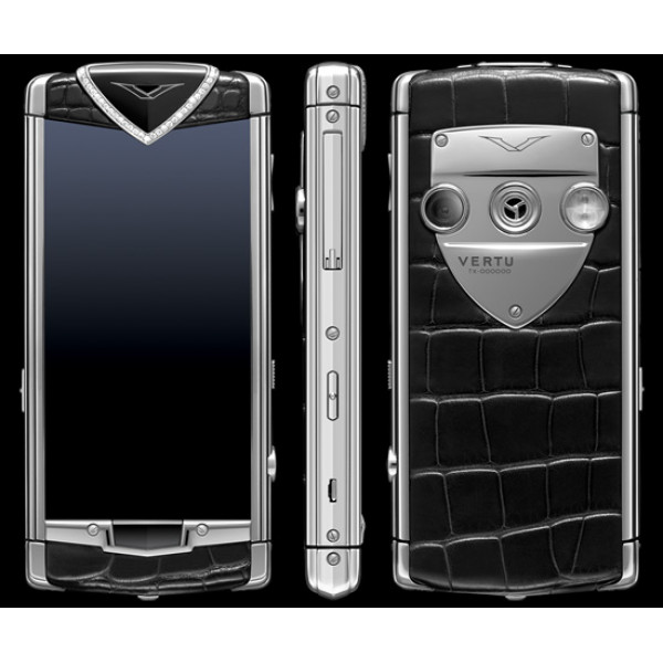 Vertu Constellation T Alligator Diamond