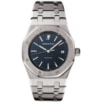 Audemars Piguet watches Royal Oak Date (SS / Blue / SS / 3120)