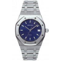 Audemars Piguet watches Royal Oak Date (SS / Blue)