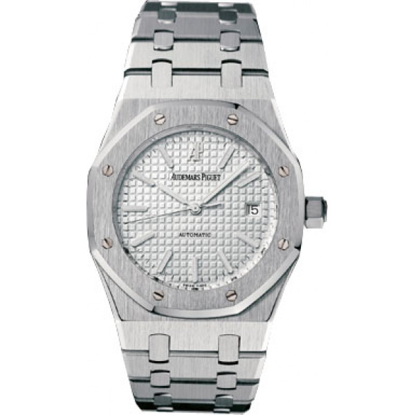 Audemars Piguet watches Royal Oak Date (SS / White / SS / 3120