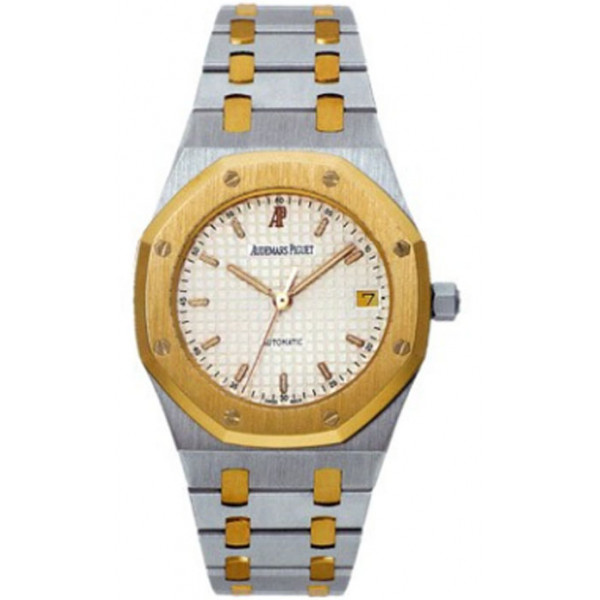 Audemars Piguet watches Royal Oak Date (SS-YG / Silver)