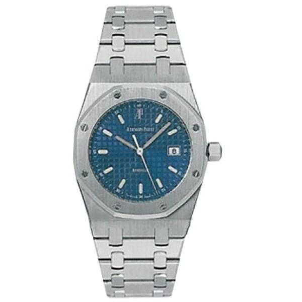 Audemars Piguet watches Royal Oak Date (Steel / Light Blue / Steel)