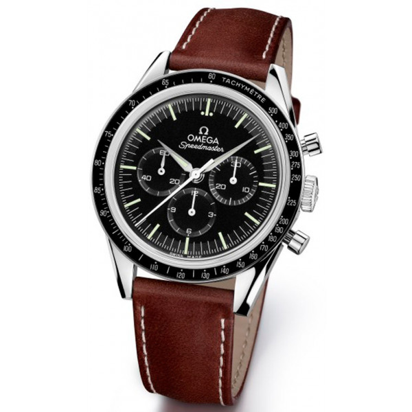 Omega watches «First Omega in Space» Numbered Edition Chronograph