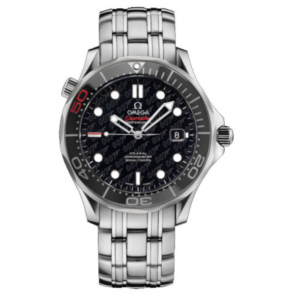 Omega watches James Bond 50th Anniversary Limited Edition 11007