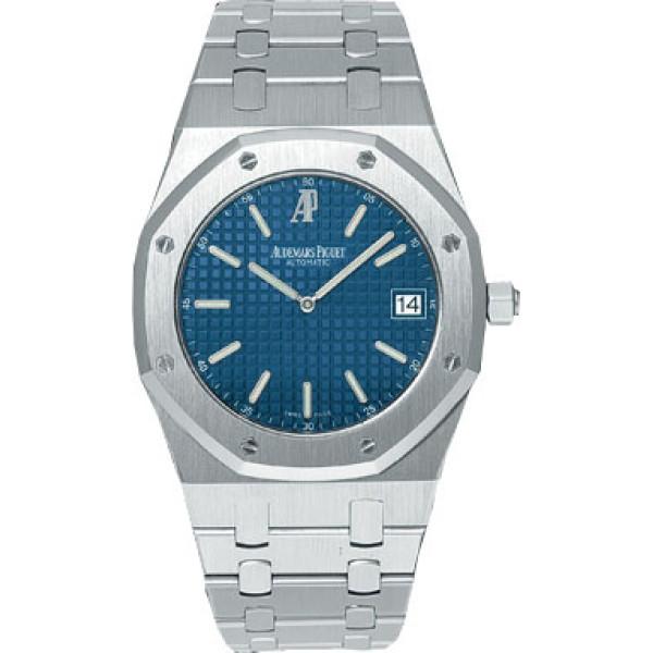 Audemars Piguet watches Royal Oak Date Jumbo (Steel / Blue)