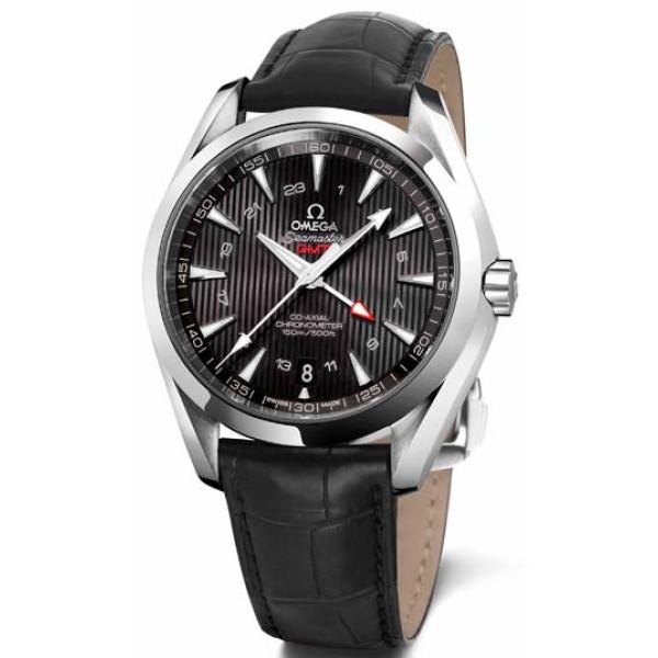 Omega watches Aqua Terra GMT