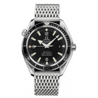 Omega watches Planet Ocean