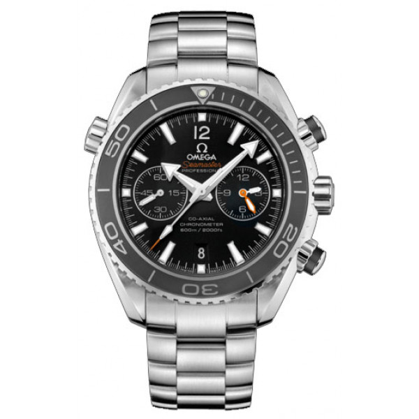 Omega watches Seamaster Planet Ocean Chronograph