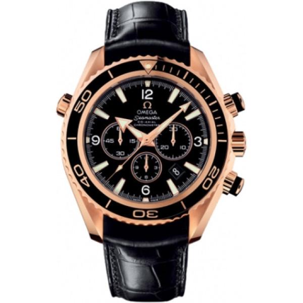 Omega watches Planet Ocean Chrono