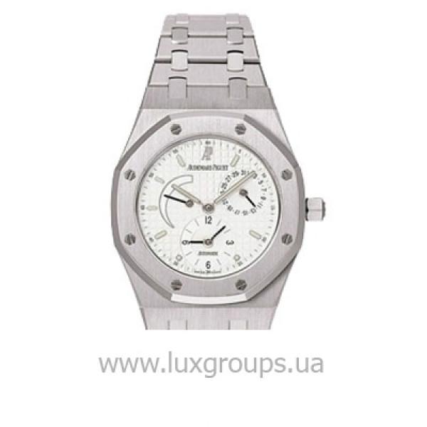 Audemars Piguet watches Royal Oak Dual Time (SS / White / SS)