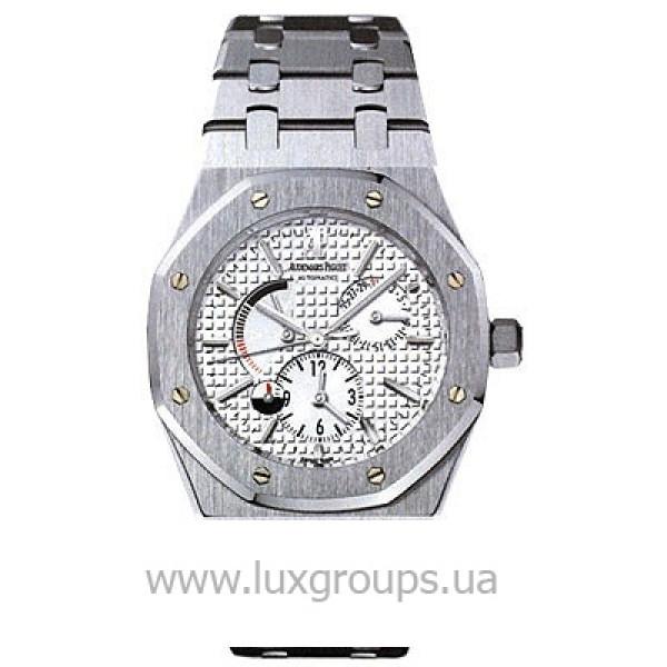 Audemars Piguet watches Royal Oak Dual Time (SS / Silver / SS)