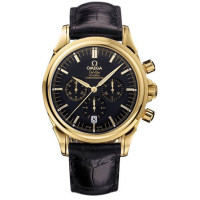 Omega watches DeVille Co-Axial Chronograph
