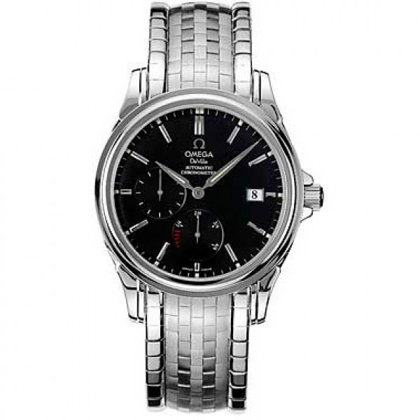 Omega watches De Ville Co-Axial Power Reserve